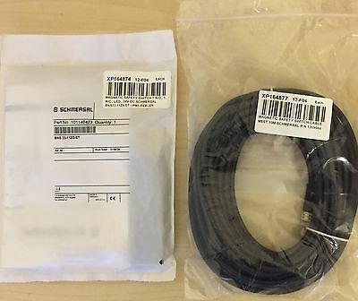 Schmersal BNS 33-11ZG-ST Safety Sensor With M8ST 10M Cable