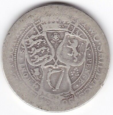 1895 Victoria One Florin Two Shillings***Collectors***