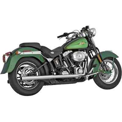 Vance & Hines Softail Duals Exhaust System - Chrome 16793 HARLEY-DAVIDSON®