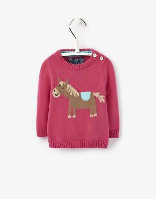 Joules Baby Pullover Pippa in Pink