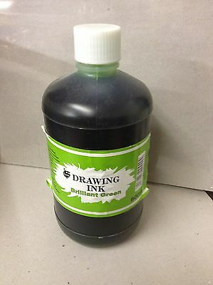 Ocaldo Drawing Ink - RED - 600ml - Each
