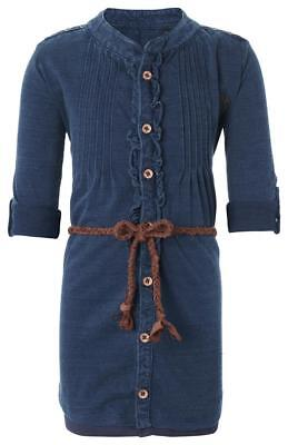 noppies Kleid Lyn in Indigo Blau
