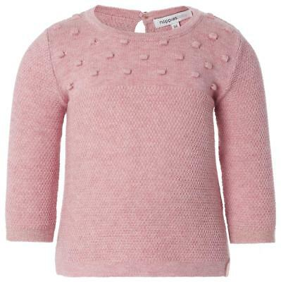 noppies Baby Strick-Kleidchen Sue in Rosa