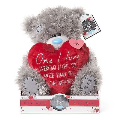 """Me to You 9"""" I Love You More Than The Day Before Valentines Plush - Tatty Teddy"""