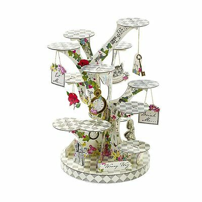 Talking Tables Truly Alice Tree Treat Stand Party Tableware