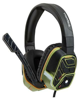 NEUF - Casque filaire Six SRS Titanfall 2 Xbox one