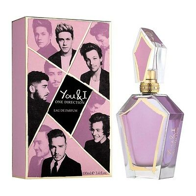Brand New One Direction 1D You And I Eau De Parfum Perfume For Women 100ml