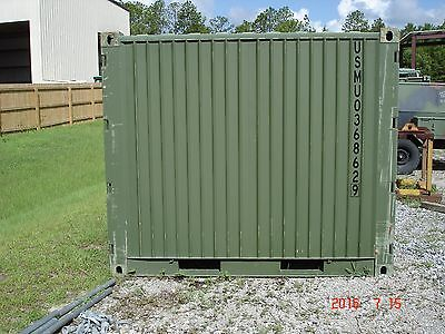 Specialty Shipping container
