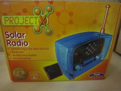 Project x - Solar - Radio - Neu