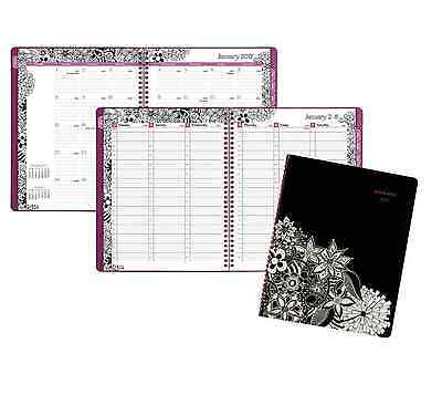 """At-A-Glance 2017-2018 Professional Weekly Monthly Planner 9-3/8""""x 11-3/8"""" New"""