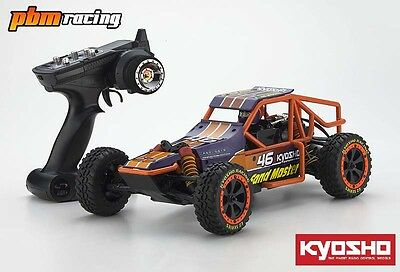 Kyosho Sandmaster RTR 1/10 2wd RC Electric 2.4Ghz Off Road Buggy - 30831T6RS