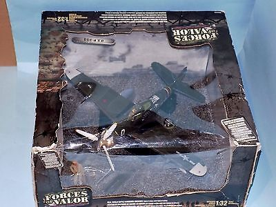 BELL P-39 AIRACOBRA Saga Boy II Edwin Chickering 1943  Forces Of Valor 1:32