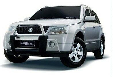 Manuale Officina Suzuki Grand Vitara Ii Series My 2006-2014 Workshop E-Mail