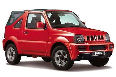 Manuale Officina Suzuki Jimny Sn413 Workshop Manual Service Cd Dvd E-Mail