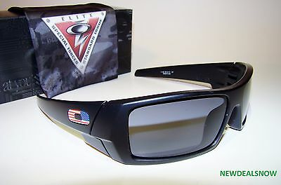 2941caa103 BEST PRICE. NEW Oakley SI Gascan 11-192 Black Special Forces USA Flag O
