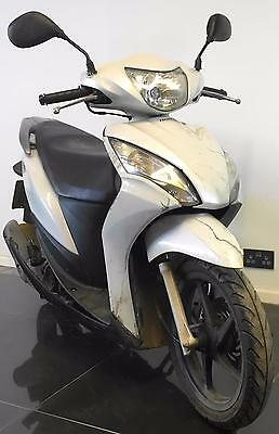 2014 14 Honda Nsc 110 Vision Learner Legal Scooter Project/spares/repair Cat C
