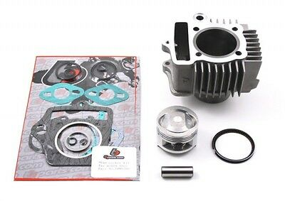 HONDA TRX90 TRX 90 1993-2006 114cc Big Bore Kit Cylinder Piston & Gasket Nice !!