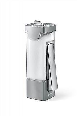 Sugar n' More Indispensable Dispenser by Zevro Perfect Measure [Silver]