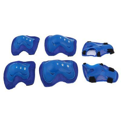 Kid Roller Skate Protection Guards Bike Skateboard Ski Wrist Knee Elbow Pads