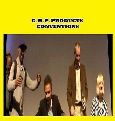 Red Dwarf Convention U.k Footage Dvd New For 2013 Rare L@@k**********
