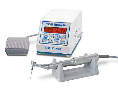 TCM ENDO III ENDO MOTOR by NOUVAG - Made in Switzerland