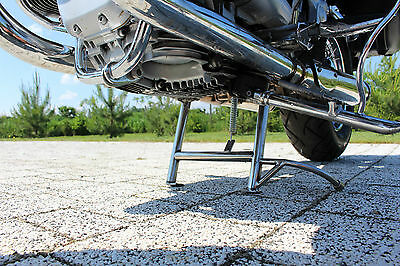 BMW R1200C Central Stand