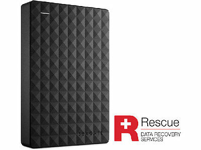 Seagate Expansion 4TB,External USB 3.0 (STEA4000200) Rescue Edition