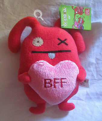 Red Little Valentine OX BFF Heart 4037583 New Uglydoll