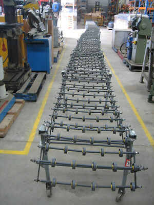 Conveyor - Mobile, Flexible and Extendable Approx. 5.4m to 19m