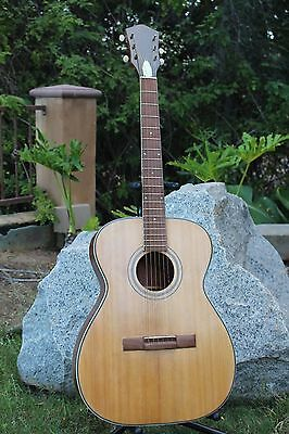 Beautiful Vintage 1962 Harmony Sovereign H-1203 Western Special GC 000 Guitar!!