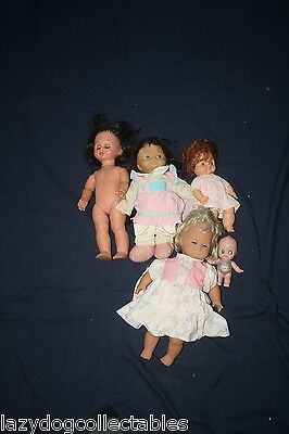 Bulk Lot of Older Dolls Lot # 2