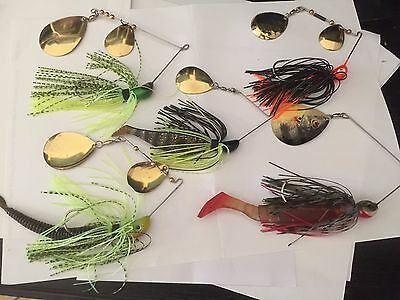 Spinnerbaits lure pk