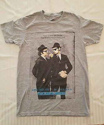 The Blues Brothers Mission From God T Shirt Men's Medium House Of Blues SNL