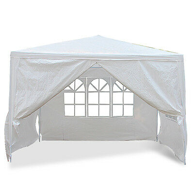 3Mx3M Outdoor Waterproof Garden Gazebo Marquee Canopy Awning Party Wedding Tent