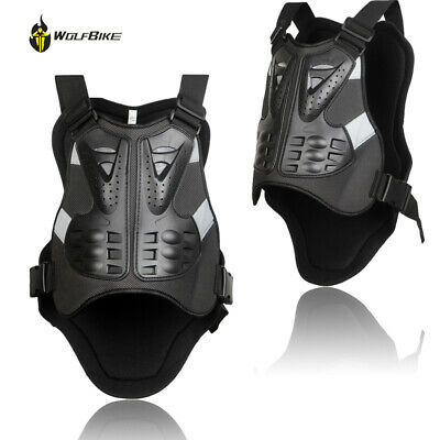 Motorcycle Back Protector Body Spine Mold Armor Street Sport Bike Vest Racing