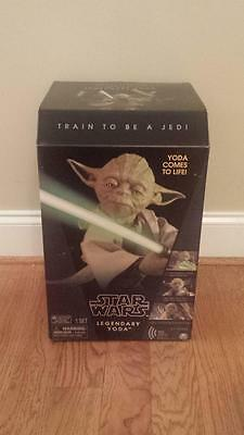 New Star Wars Legendary Jedi Master Yoda
