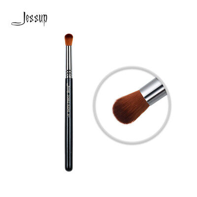 Jessup High Quality Materials Pro Eye Makeup brushes set Domed Blend Brush 201