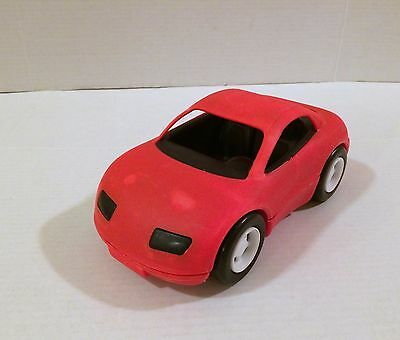 Little Tikes Red Race Car for Truck Carrier RARE HTF!