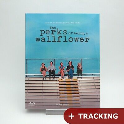 The Perks Of Being A Wallflower - Blu-ray Full Slip Scanavo Case Edition (2016)
