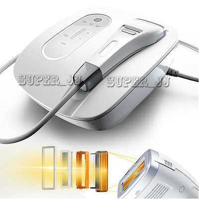 2in1 IPL Laser Permanent  Hair Removal Skin Rejuvenation For Face& Body Machine