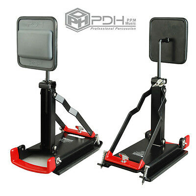 PDH Pedal Bass Drum Practice Stand FOLDING PAD RealFeel Pedal is not included
