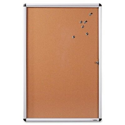 Lorell Enclosed Cork Bulletin Board 42706