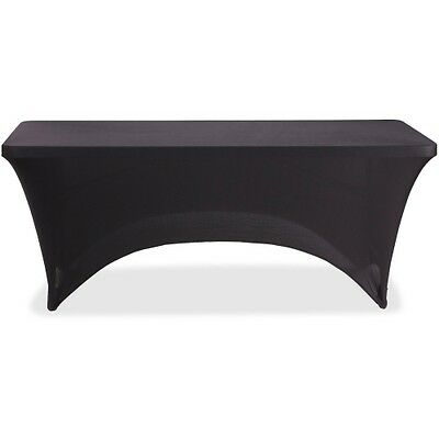 Iceberg 6' Stretchable Fabric Table Cover 16521