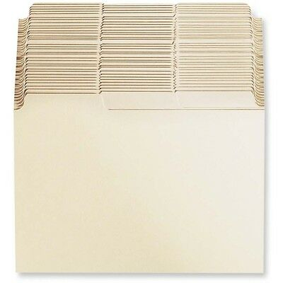 Oxford Blank Index Card File Guide B533