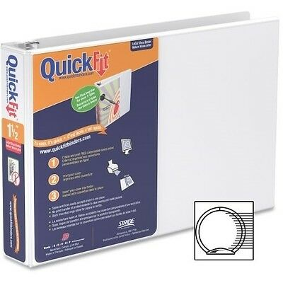 QuickFit Deluxe Heavy-Duty Landscape Binder 97120