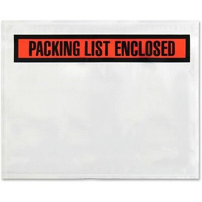 Sparco Pre-labeled Packing Slip Envelope 41925