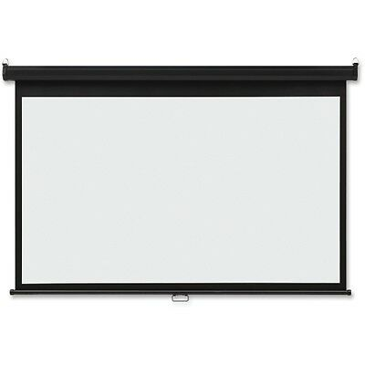 """Acco Projection Screen - 133"""" - 16:9 - Wall Mount, Surface Mount 3413885573"""
