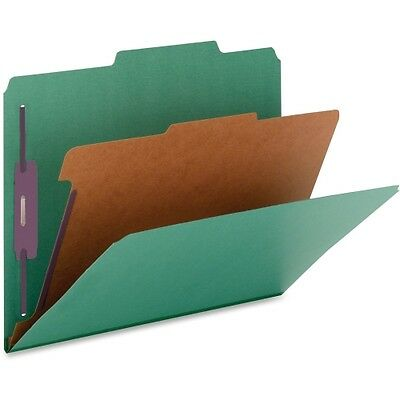 Nature Saver Cleared Top-tab 1-Divider Classification Folder SP17222