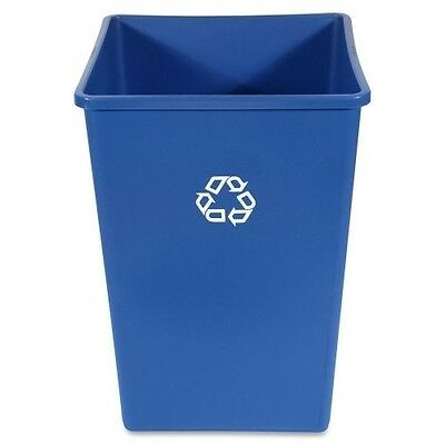 Rubbermaid 3958-73 Recycling Container 395873BLUE