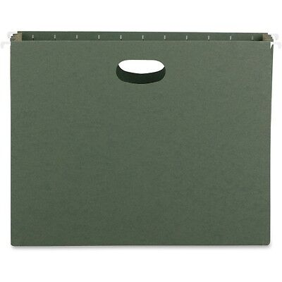 Smead 64220 Standard Green Hanging Pockets 64220